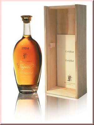 Cognac-Albert-de-Montaubert-Jahrgang-1964