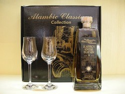 2014er Alambic`s Special Islay Gin - Bowmore Octave Barrel - 7 years old