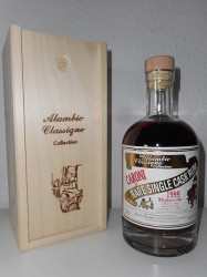 1999er Alambic Classique Rum - Caroni X.O - 20 years old