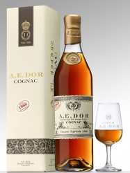 1969er Cognac A.E.DOR - Reserve Speciale - 50 years old
