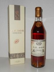 Cognac A.E.DOR - Reserve Speciale - Jahrgang 1977