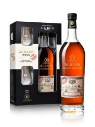 Cognac A.E.DOR Albane - Famille Reserve No. 1 - im Geschenkset