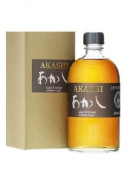 Akashi White Oak - Sherry Cask - 5 years old