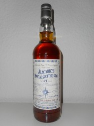 1997er Alambic`s Special Scottish Gin - Secret Highland Single Malt Cask Finish - 21 years old