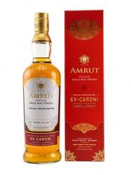 Amrut Indian Single Malt Whisky - Ex-Caroni Cask