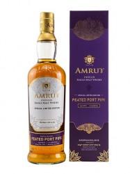 Amrut Indian Single Malt Whisky - Peated Port Pipe
