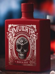 Amuerte Coca Gin - Limited Red Edition