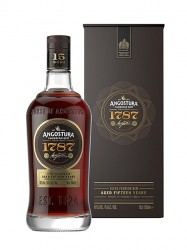 Rum Angostura 1787 Super Premium - 15 years old