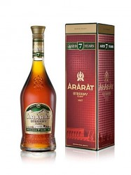 Brandy Ararat Otborny - 7 years old
