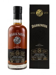 Ardbeg Darkness - PX Sherry Cask Finish - 24 years old