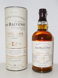 The Balvenie - Triple Cask - 12 years old  (1 Liter)