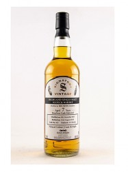 2010er Ben Nevis - Signatory Cask Strength - 7 years old