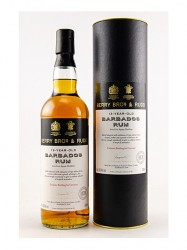 2004er Barbados Single Cask Rum - Berry Bros. & Rudd - 13 years old