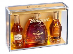 Cognac Bisquit - Miniaturset