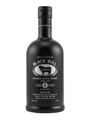 Black Bull - 8 years old  (Retro-Flasche)