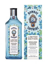 Bombay Sapphire English Estate No. 1 - London Dry Gin  (1 Liter)