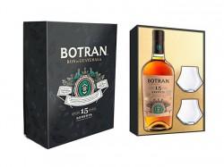 Rum Botran Reserva 15 Sistema Solera - Geschenkset