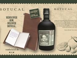 Rum Botucal - Reserva Exclusiva - im Set mit Leder-Notizbuch