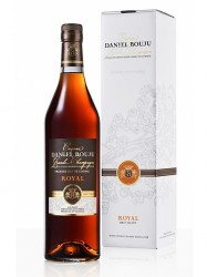 Cognac Daniel Bouju - Royal - Brut de Fut