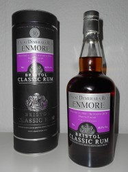 1988er Bristol Classic Rum Enmore - 30 years old