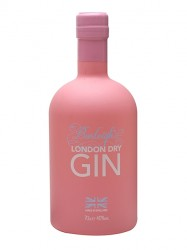 Burleigh`s London Dry Gin - Pink Edition