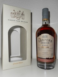 1991er Cambus - Sherry Cask - 26 years old