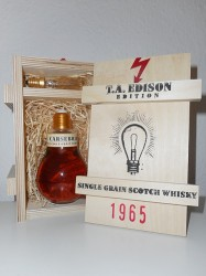 1965er Carsebridge - T.A. Edison Edition - 50 years old  (0,2 l)