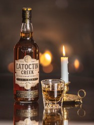 Catoctin Creek - Roundstone Rye Whiskey - Cask Proof Edition