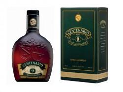 Rum Centenario 9 Anos Conmemorativo