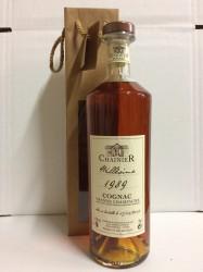 1989er Cognac Dominique Chainier - 30 Jahre alt