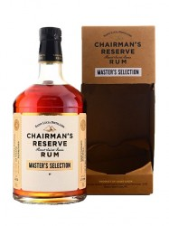 Chairman`s Reserve Rum - Master`s Selection - 9 years old