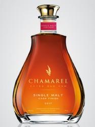 Chamarel Extra Old Rum - Single Malt Cask Finish 2017