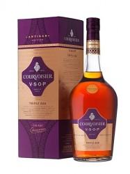 Cognac Courvoisier VSOP Triple Oak  (1 Liter)