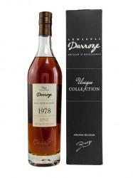 1978er Armagnac Francis Darroze - Domaine Le Tuc - 43 years old