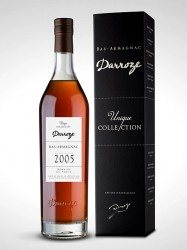 2005er Armagnac Francis Darroze - Domaine de Paguy - 15 years old