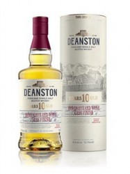 Deanston - Bordeaux Red Wine Cask Finish - 10 years old