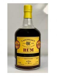 1980er Cadenhead`s Dictador Single Cask Rum - 39 years old