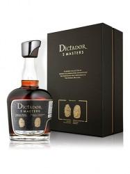 1980er Rum Dictador - 2 Masters Thibault Despagne - 37 years old