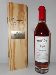 Armagnac Duc Moisans - Reserve Familiale - Jahrgang 1980