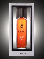 1971er Cognac Dupuy Tentation - 48 years old