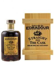 2009er Edradour - Dark Sherry Butt - 10 years old