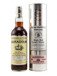 2010er Edradour - Dark Sherry Cask (408) - 10 years old