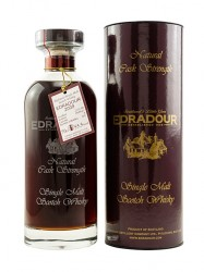 2009er Edradour - Natural Cask Strength - 12 years old