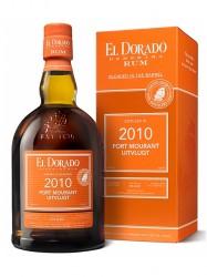 2010er Rum El Dorado - Port Mourant/Uitvlugt - 9 years old