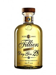 Filliers 28 Dry Gin - Barrel Aged -