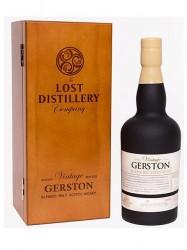 Gerston - The Lost Distillery - Vintage Edition