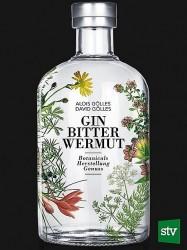 GIN BITTER WERMUT - Das Buch von Alois & David Gölles
