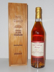 Cognac Paul Giraud  - Heritage