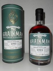 1993er Girvan - Port Finish - 25 years old