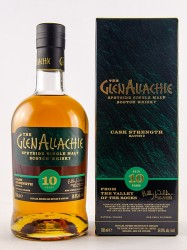 Glenallachie - Cask Strength - 10 years old